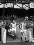 Brian Clough Makes Return Debut For Sunderland at Roker Park Photographic Print