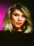 Debbie Harry August 1981 Wearing Black Photographic Print