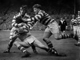 St Helens Wins the Rugby League Cup Photographic Print