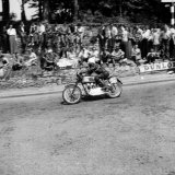 Motorsport. Isle of Man Tt Races 1953 J. W. Woodelson. June 1953 Photographic Print