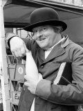 Benny Hill as Ernie - December 1971 Photographic Print
