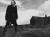 Patrick Mcgoohan on Location Whilst Working on His Latest Film, a Remake of Jamaica Inn Photographic Print