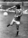 George Best Manchester United Photographic Print