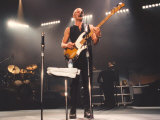 Sting in Concert at the Newcastle Arena, 24th November 1996 Fotografisk tryk