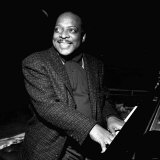 Count Basie Jazz Pianist at the Royal Festival Hall Photographic Print