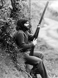 George Best Playing the Part of a Country Gentleman May 1974 Photographic Print