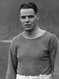 Liverpool F.C. Billy Liddell. March 1947 Fotografie-Druck