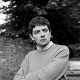 Comedian Rowan Atkinson September 1987 Photographie
