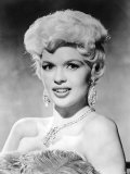 Jayne Mansfield Actress in Scene from Film the Sheriff of Fractured Jaw in Which She Stars as Kate Photographic Print