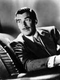 Walter Pidgeon Actor at Mgm Studios September 1955 Fotografisk tryk