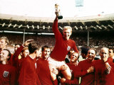 1966, VM-finale på Wembley Stadium Fotografisk trykk