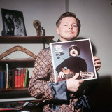 Benny Hill Comedian Photographic Print
