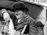 Benny Hill as Ernie the Milkman 1971 Photographic Print