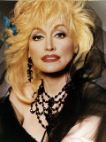 Dolly Parton Country and Western Singer and Actress Photographic Print
