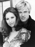 "Robert Redford with Barbra Streisand in the Highly Successful Movie ""The Way We Were"" Photographic Print"