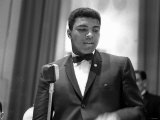 Muhammad Ali Arrived in London For a Title Fight Boxing Photographic Print