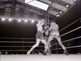 Boxing-Boxing Featherweight Champion of the World Photographic Print