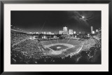 Wrigley Field, Chicago, Illinois Print by Scott Mutter
