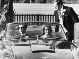 Caroline Longman Former Girlfriend of Prince Charles c.1979 Photographic Print