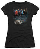 Juniors: Star Trek - Enterprise Crew T-shirts