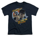 Youth: Star Trek - Pon Far Shirts