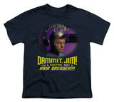 Youth: Star Trek - Not a Hair Dresser T-shirts