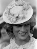 Prince Charles Princess Diana July 1983 Royal Visits Canada Photographic Print