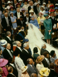 Royal Wedding of Prince Charles and Lady Diana Spencer at St Paul's Cathedral Photographic Print