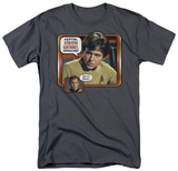 Star Trek - Enemy Vessel T-shirts