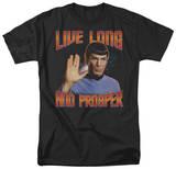 Star Trek - Live Long and Prosper Vêtement