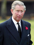 Britain's Prince of Wales Visits the Royal Hospital, Chelsea, London Home of the Chelsea Pensioners Photographic Print