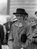 Prince Charles Princess Diana July 1983 Royal Visits Canada Photographic Print