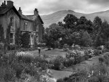 The View of Grassmere from a Manor House in the Valley Below, July 1949 Photographic Print