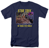 Star Trek - The Trouble With Tribbles T-shirts