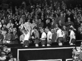 FA Cup Final at Wembley Stadium, Tottenham Hotspur vs Burnley Photographic Print