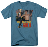 Star Trek - Don't Mess with Sulu T-shirts