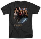 Star Trek - Voyager Crew T-shirts