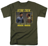 Star Trek - Mirror, Mirror T-shirts