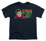 Youth: Star Trek - All She's Got T-Shirt