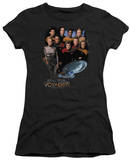 Juniors: Star Trek - Voyager Crew T-shirts