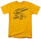 Star Trek - Don't Phase Me, Bro T-shirts