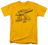 Star Trek - Don't Phase Me, Bro T-shirts