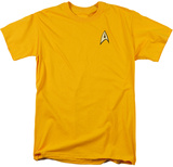 Star Trek - Command Uniform T-Shirt