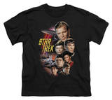 Youth: Star Trek - The Classic Crew T-Shirt