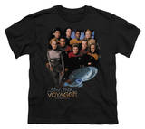 Youth: Star Trek - Voyager Crew T-shirts