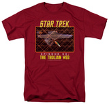 Star Trek - The Tholian Web T-shirts