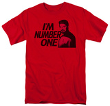 Star Trek - Next Generation - I'm Number One T-shirts