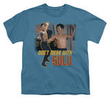 Youth: Star Trek - Don't Mess with Sulu T-shirts