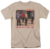 Star Trek - Red Shirt Blues T-shirts