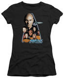 Juniors: Star Trek - The Next Generation Crew T-shirts